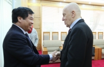 Vietnam-Venezuela Friendship Association meets delegates of Venezuelan Communist Party