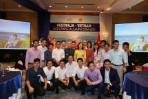 300 australia vietnam defence cooperation program alumni reunite
