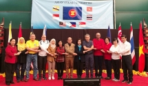 vietnam participates in asean family day in turkey