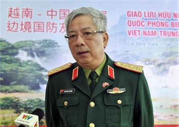 Vietnam-China border defence exchange successful: Deputy Defence Minister