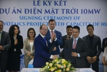 vietnam germany joins hand to build solar power system