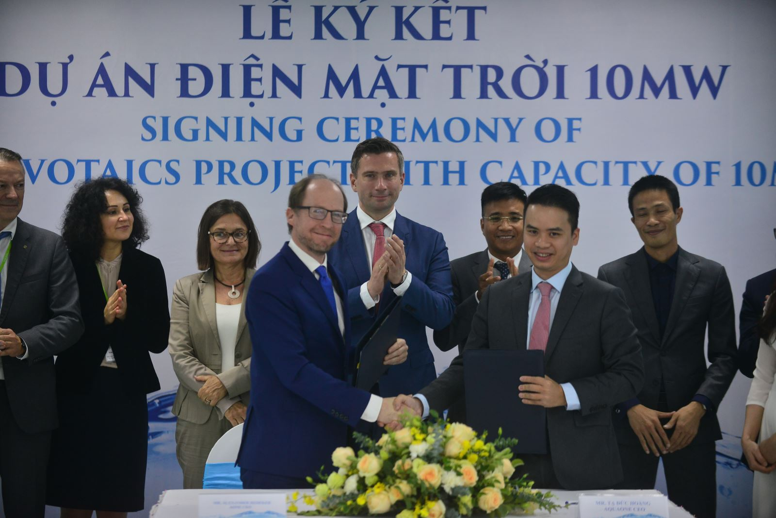 Vietnam, Germany joins hand to build solar power system