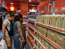 sufficient consumer goods for the nationwide demand in vietnam