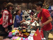 Traditional Vietnamese products introduced in Turkey
