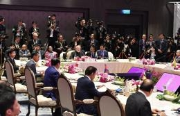 ASEAN, India back maintaining peace in East Sea