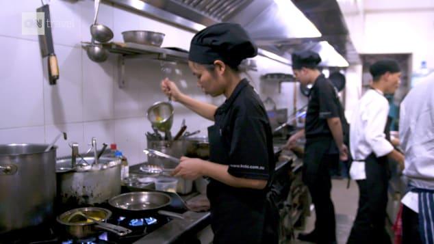 CNN: The Hanoi restaurant where empowerment is on the menu