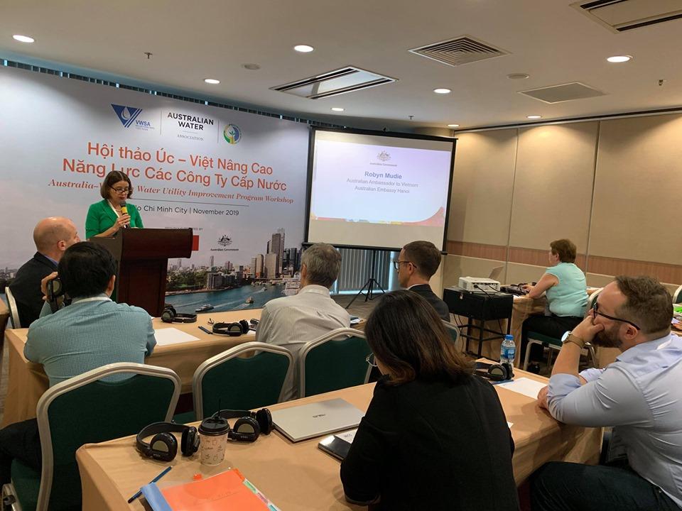 Australia, Vietnam share expertise in rural water management