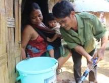 vietnam is facing severe water shortages in coming dry season