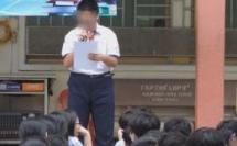 vietnamese students suspended for facebook post defaming korean band bts