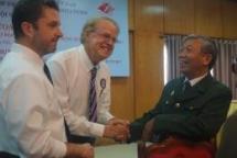 Vietnamese-American veterans meeting shines the light of healing
