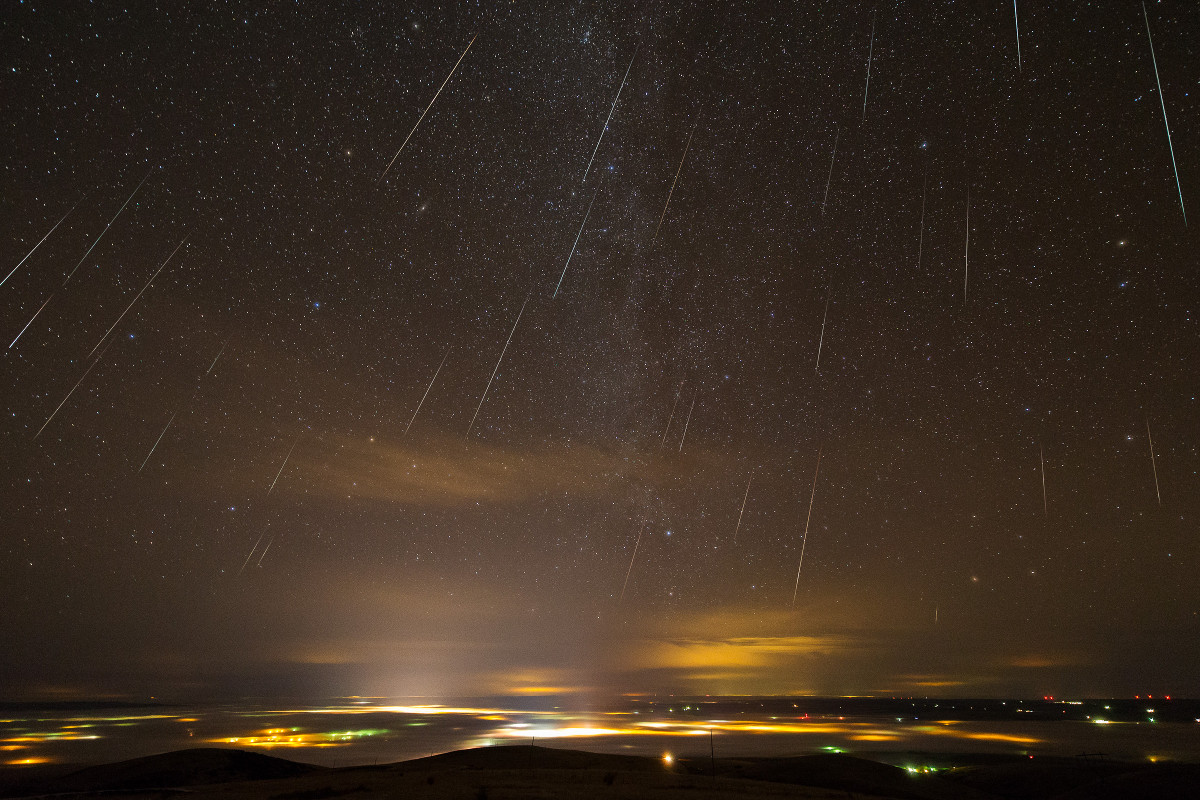 When and where to see Geminids meteor shower in 2016
