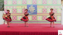 new year celebration of hmong ethnic group in vietnam
