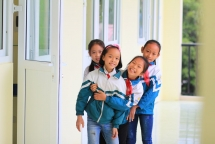 gni builds new school for tuyen quang province