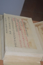 nguyen dynastys official documents recognized as worlds documentary heritage