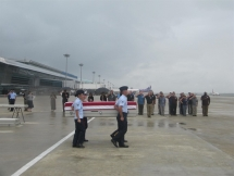 viet nam us mark 147th repatriation of soldiers remains