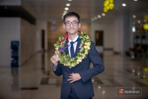 ha noi student claims gold at astrophysics olympiad