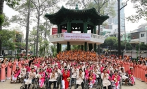 biggest wedding ever for people with disabilities at pagoda