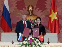 parliamentary cooperation an important pillar of vietnam russia ties