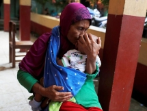 life and death choices for indonesia tsunami victims