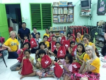 canadian team brings smiles to children in ho chi minh city