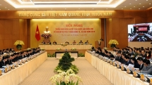 vietnam targets 7 pct gdp growth over next five years