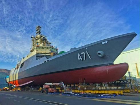 royal thai navy frigate visits da nang hinh 0