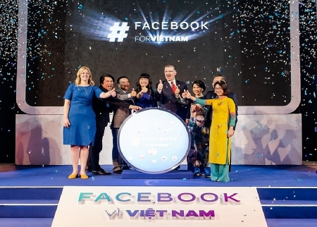 """Facebook for Viet Nam"" campaign celebrates 25 year Viet Nam-US"