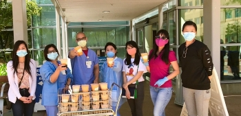 vietnamese favor healthy food and drinks due to pandemic