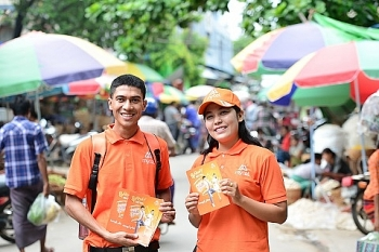 viettel myanmar surpassed 10 million subscribers striving to the second position in myanmar