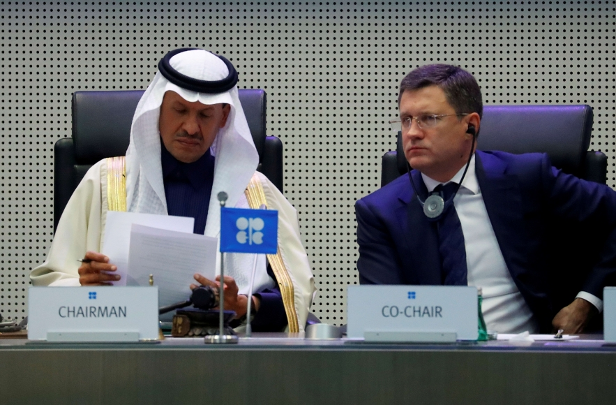 opec agrees to extend deep output cuts through july