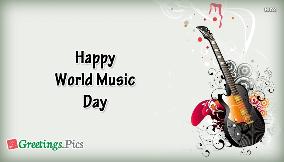 2020 World Music Day: Sharing Meaningful Quotes to Celebrate