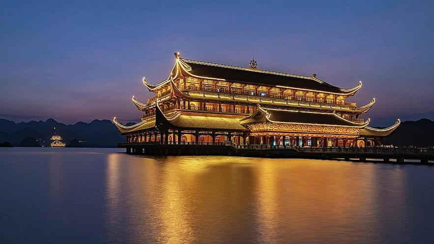 1852 tam chuc pagoda vesak building hung nguyen long