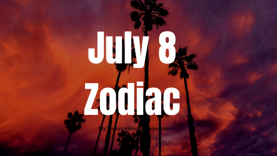 daily horoscope for july 8 astrological prediction zodiac signs