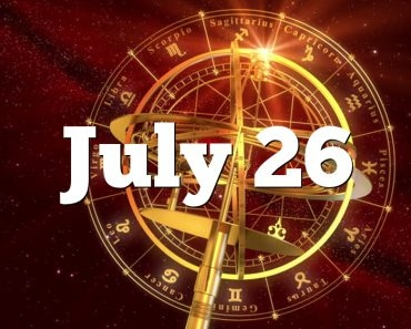 Daily Horoscope for July 26: Astrological Prediction for Zodiac Signs