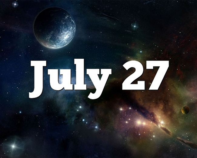 Daily Horoscope for July 27: Astrological Prediction for Zodiac Signs