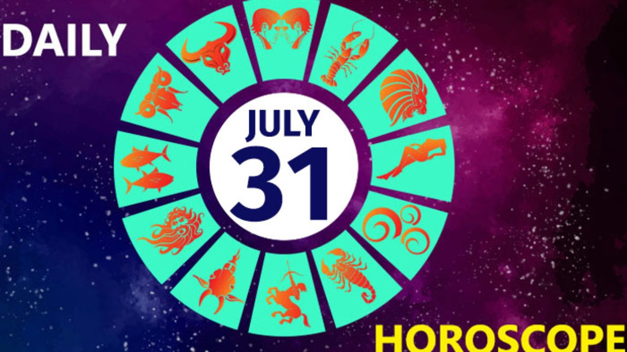 Daily Horoscope for July 31: Astrological Prediction for Zodiac Signs