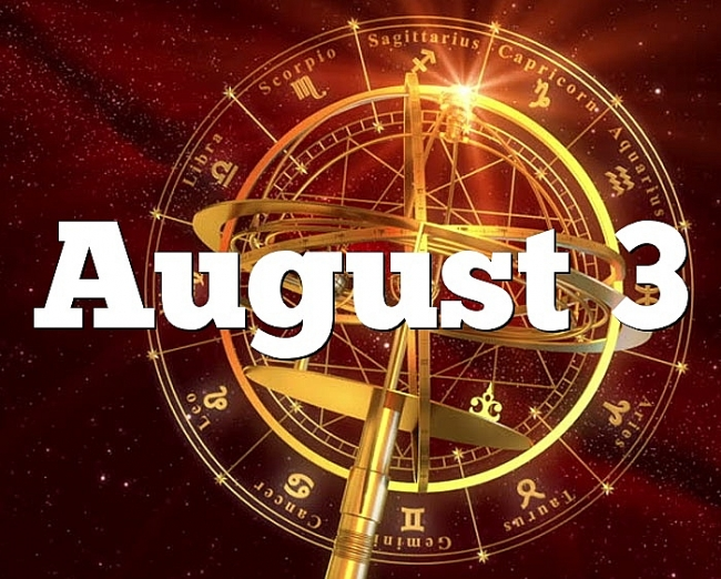 Daily Horoscope for August 3: Astrological Prediction for Zodiac Signs