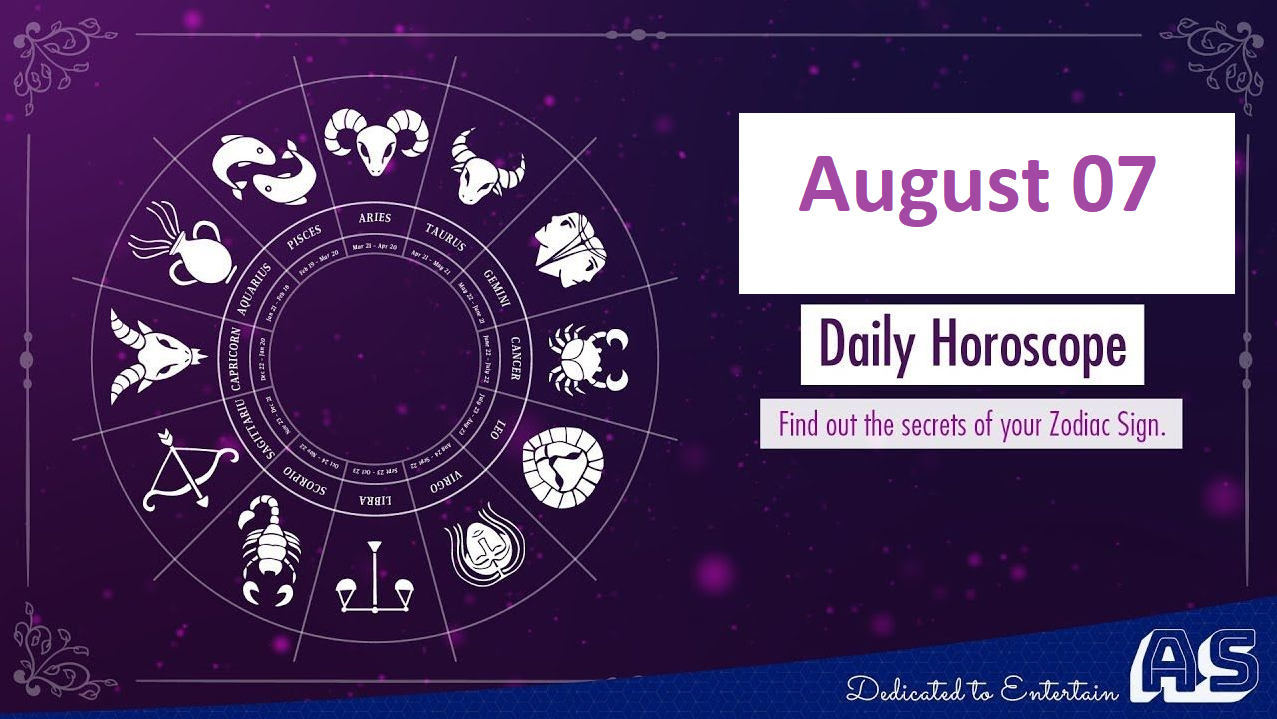 Daily Horoscope for August 07: Astrological Prediction for Zodiac Signs